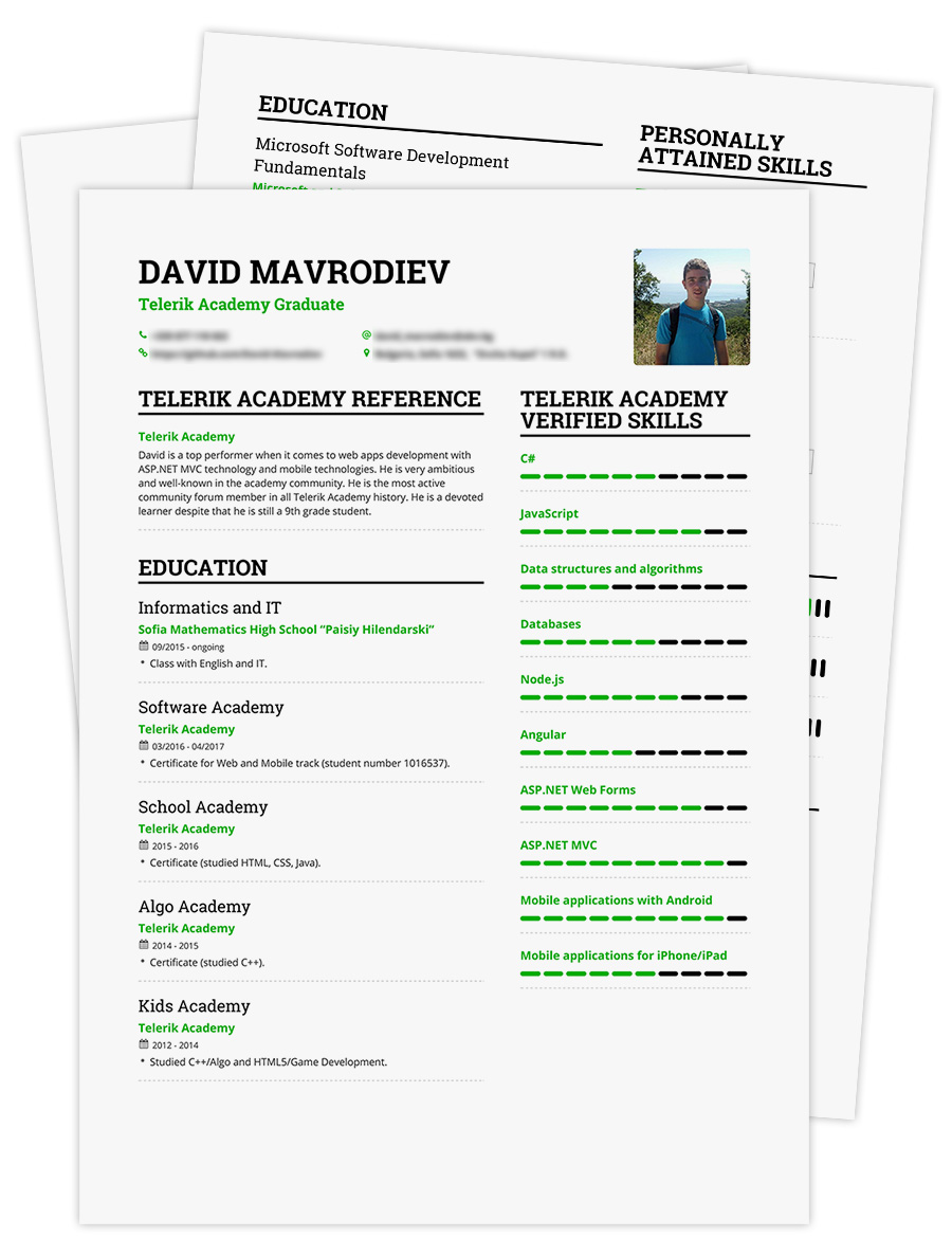 Enhancv A Real Example of a Resume with No Work Experience Showing Impact