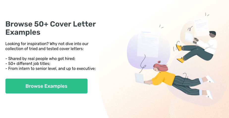 Enhancv How To End A Cover Letter – Free Samples, Examples, Formats