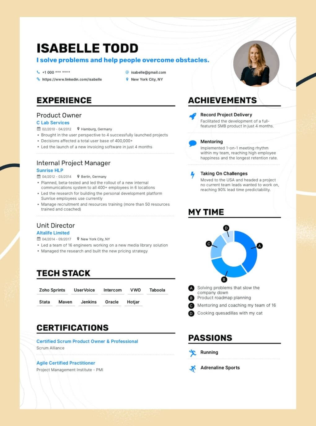 Enhancv Resume Icons – Should You Use Them and How?