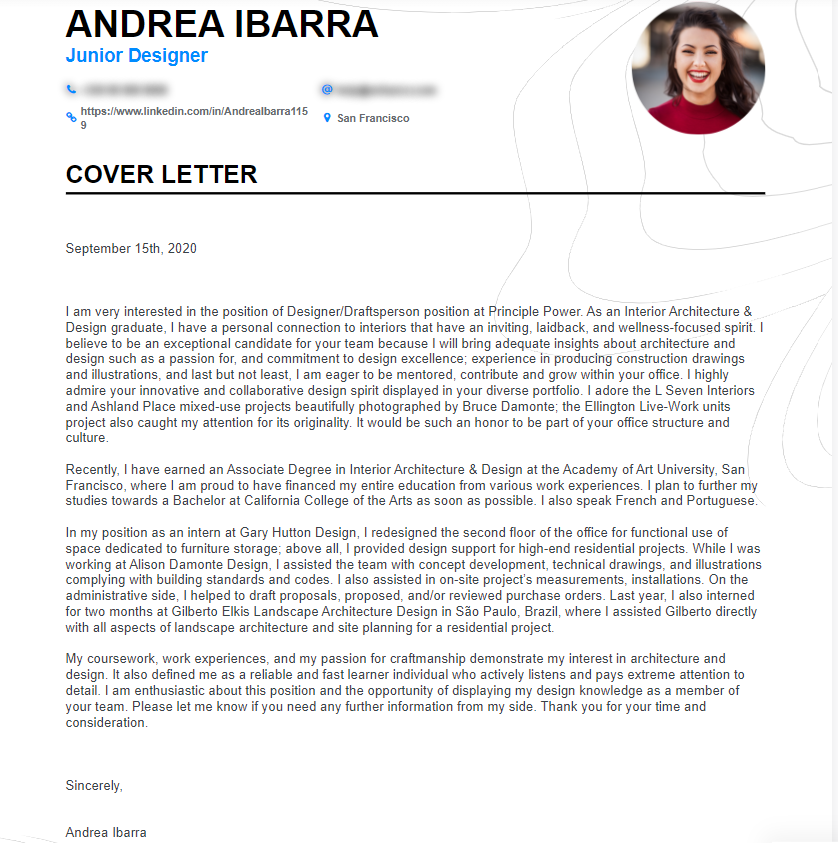 Ideal Cover Letter Length How Long Should A Cover Letter Be