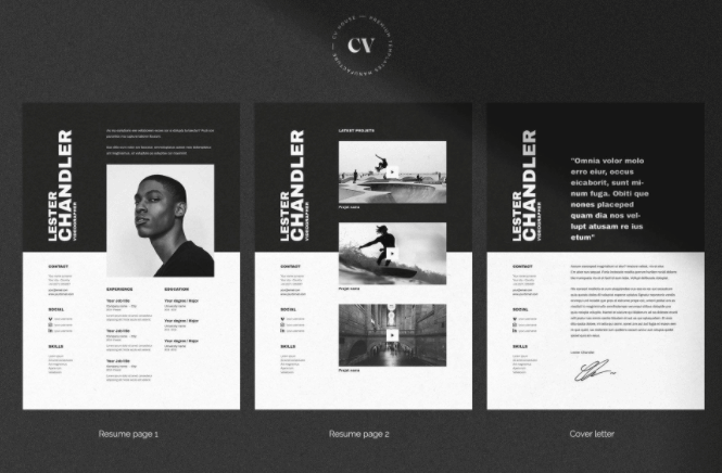 Enhancv 16 Unique Resume Templates To Stand Out