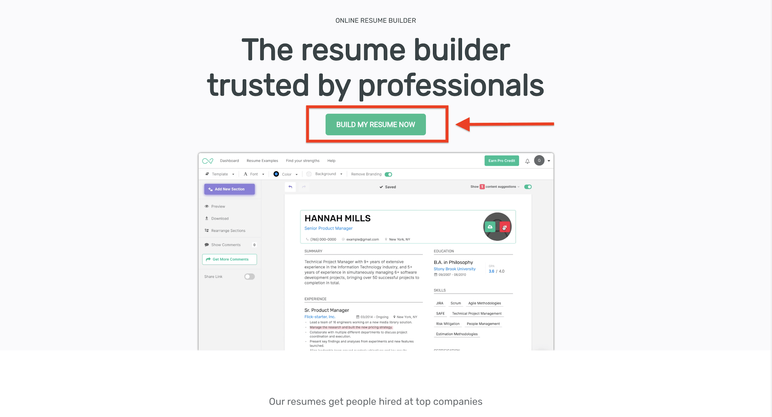Enhancv How to Update Your Resume: Simple Changes With Big Effects
