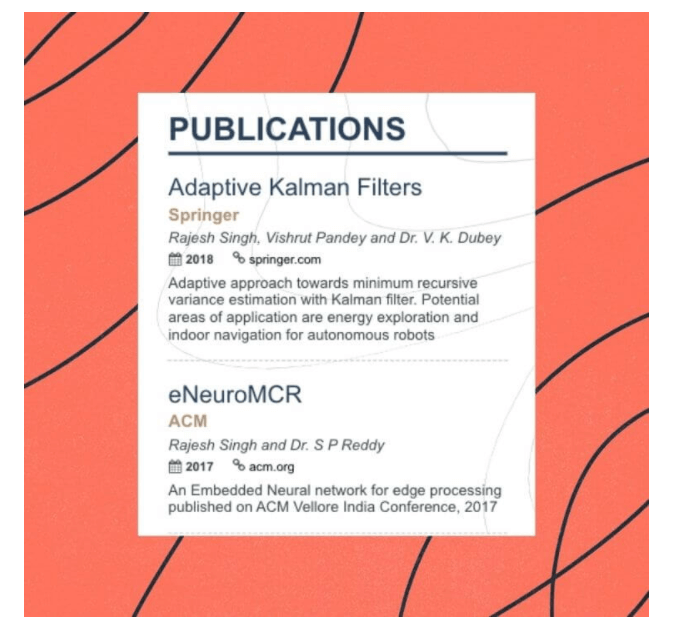 Enhancv How to List Publications on a Resume: A Guide for Researchers