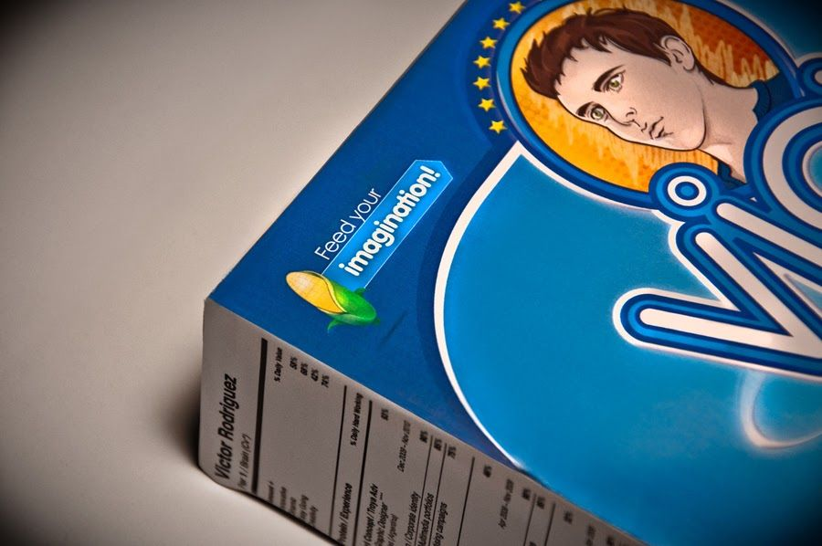 cereal box for resume 2