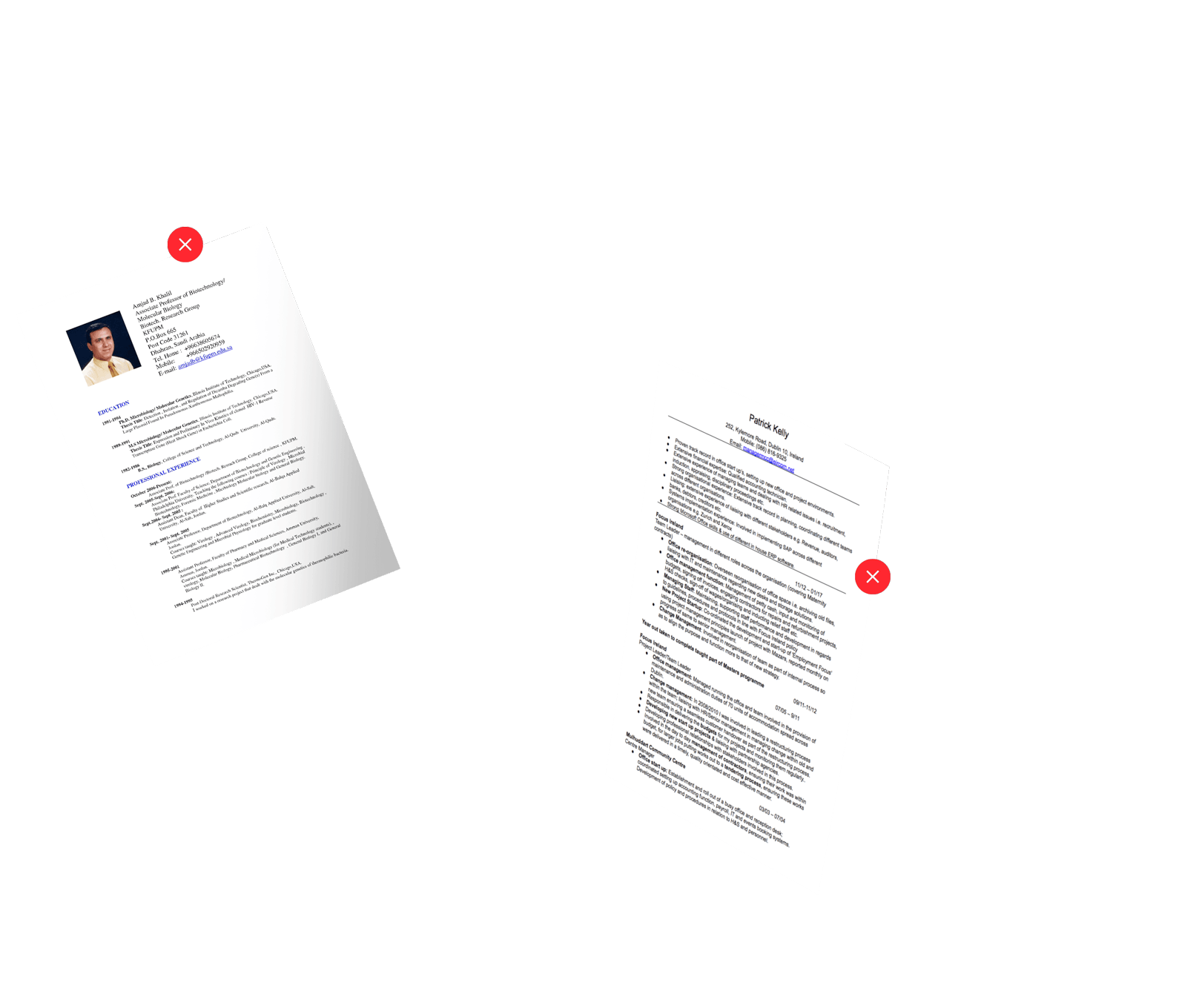 A Resume That Simply Stands Out  Resumes By Marissa