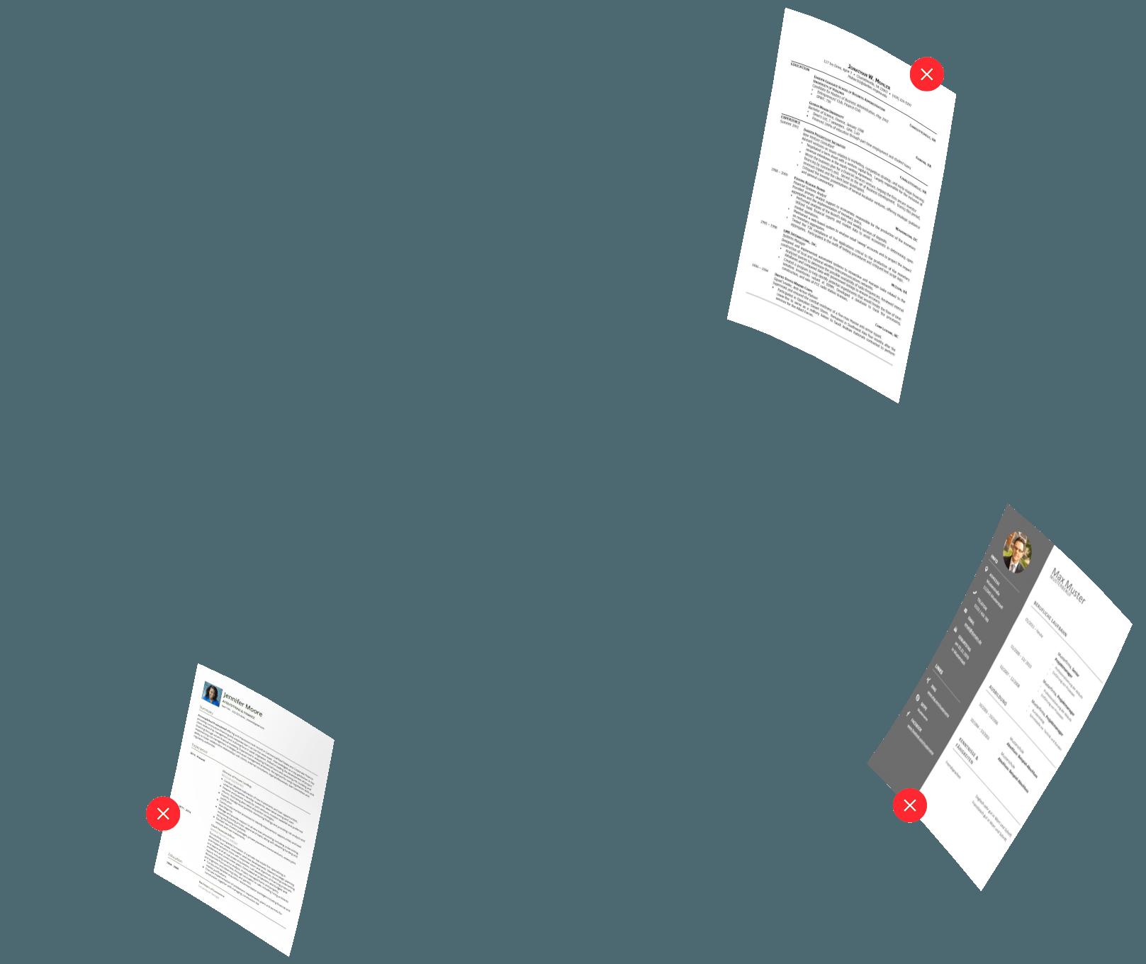 Enhancv   Professional Resume & CV Builder