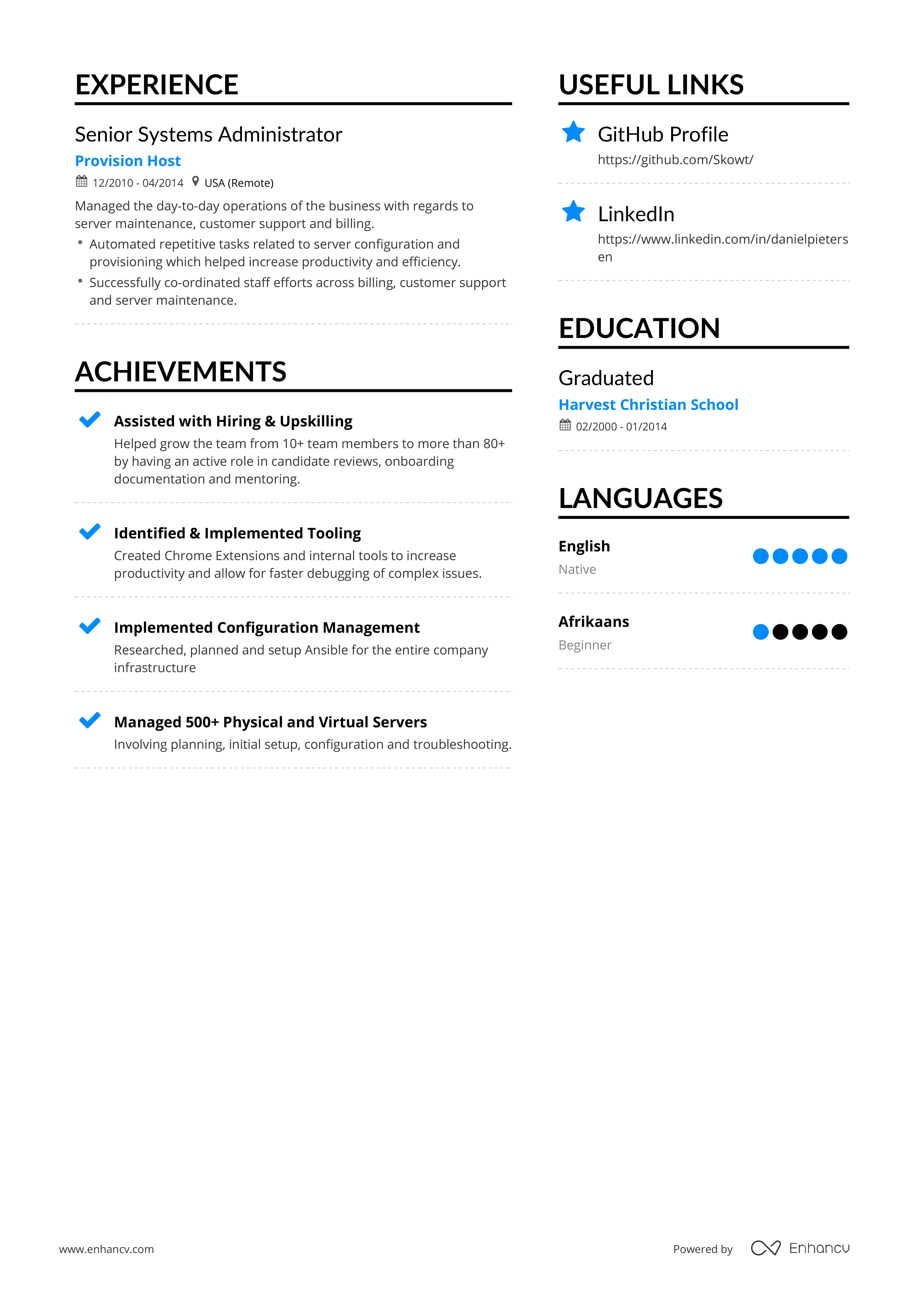 Fantastic Resume 2 Hire Reviews Gallery - Entry Level Resume ...