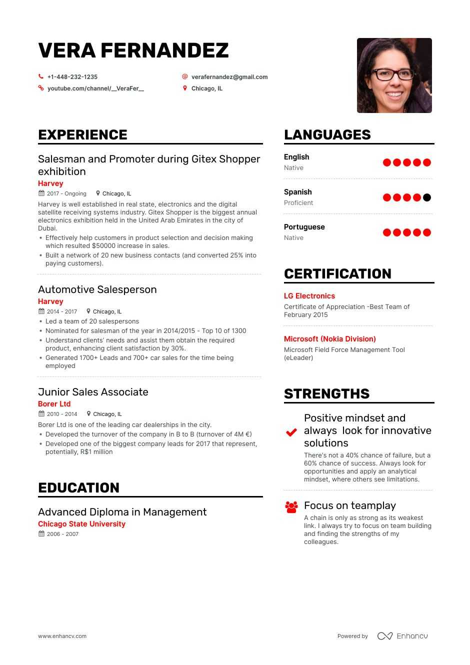 The Best Car Salesman Resume Examples Amp Skills To Get You