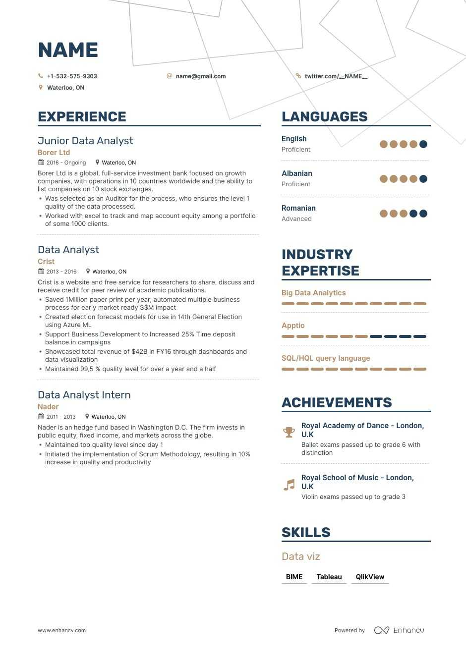 security analyst resume examples  skills  templates  u0026 more