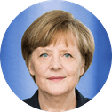 Angela Merkel Chancellor of Germany photo