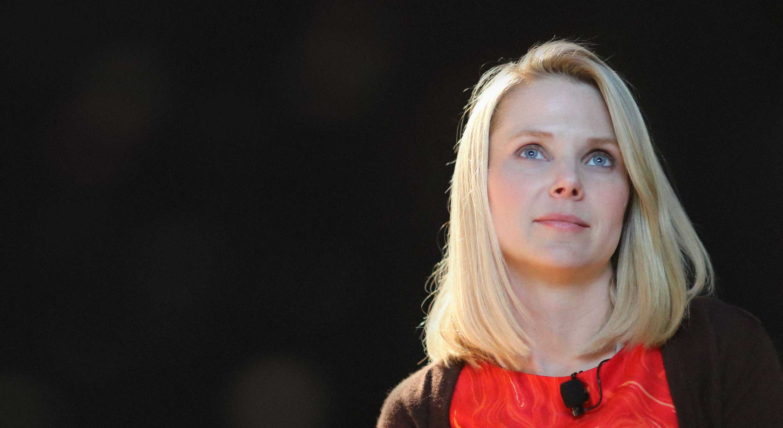 Marissa Mayer's photo