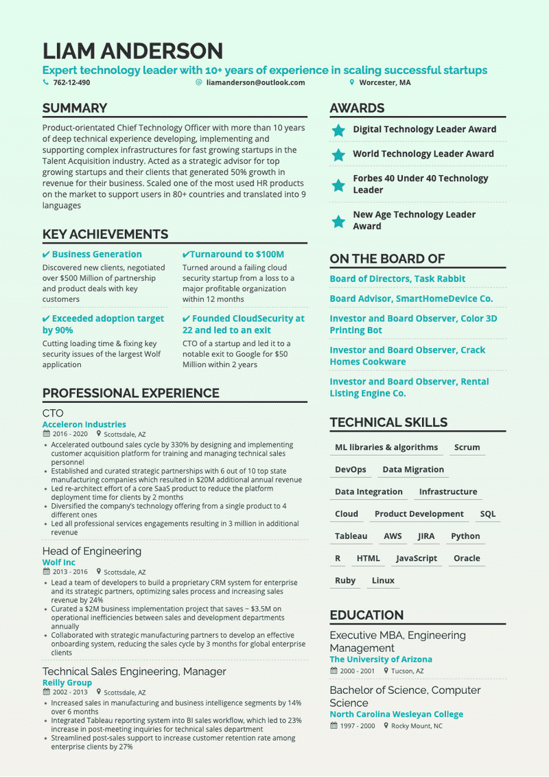 16-solid-gradient-gray-cyan-resume-template-1099