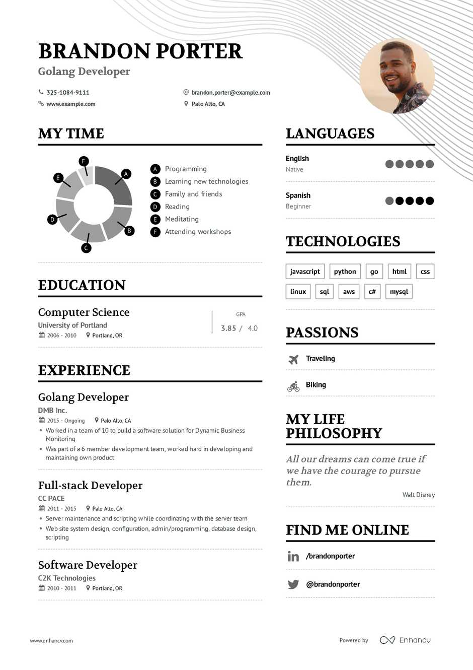 Data Engineer Resume Samples | Do's and Don'ts for 2019
