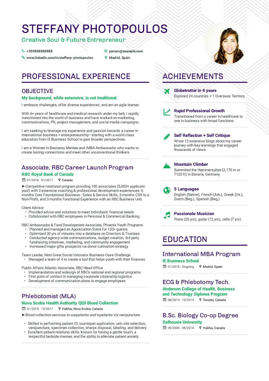 career change resume example and guide for 2019