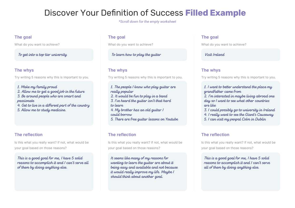 Discover Your Definition of Success | Preview