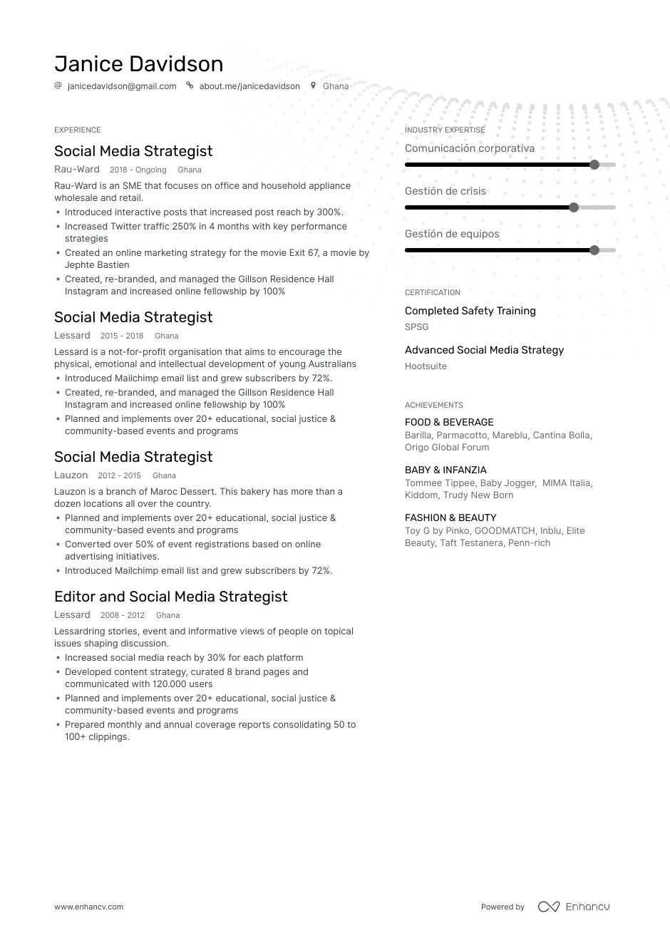 paralegal resume example and guide for 2019