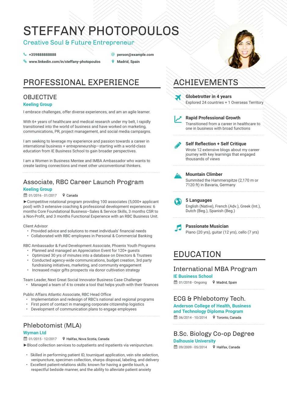 Career Change Resume Examples Skills Templates More For 2020