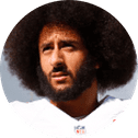 Colin Kaepernick Quarterback and activist photo