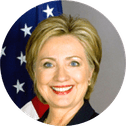 Hillary Clinton's photo