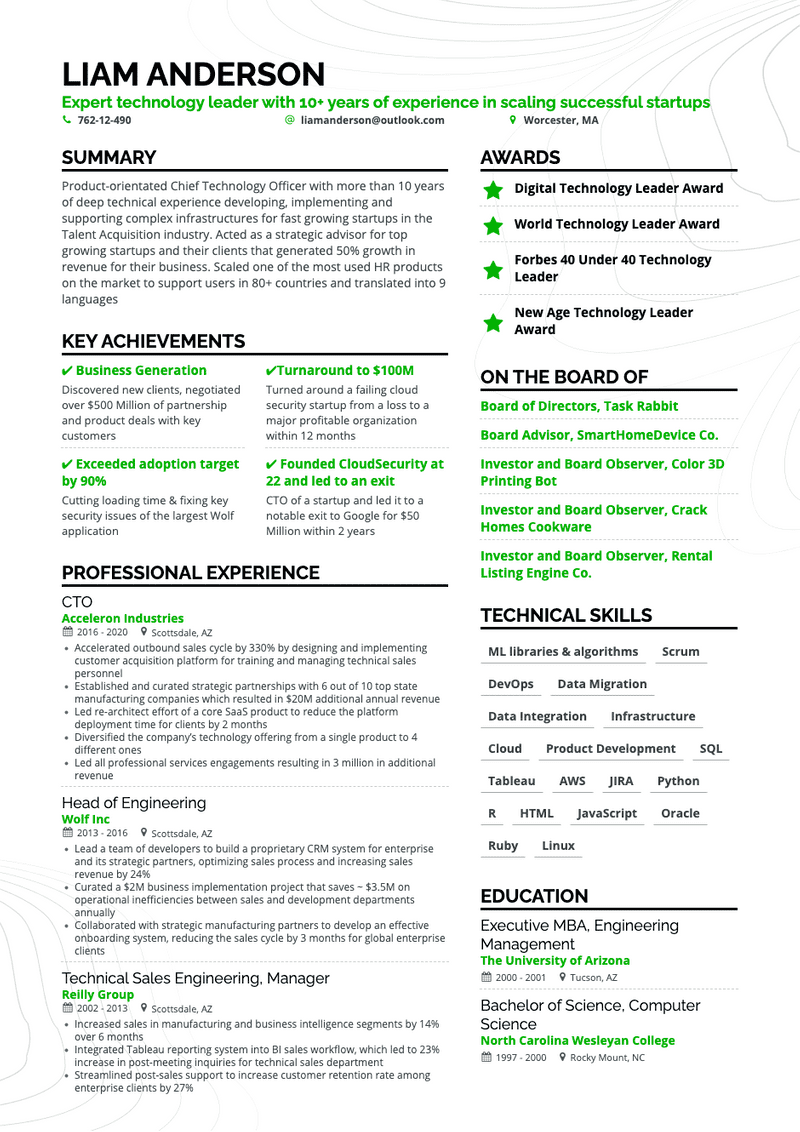 16-doodle-black-green-free-resume-template-1030