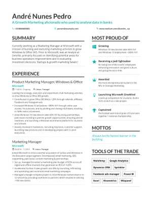 Marketing Resume Examples 2019 Leon Seattlebaby Co