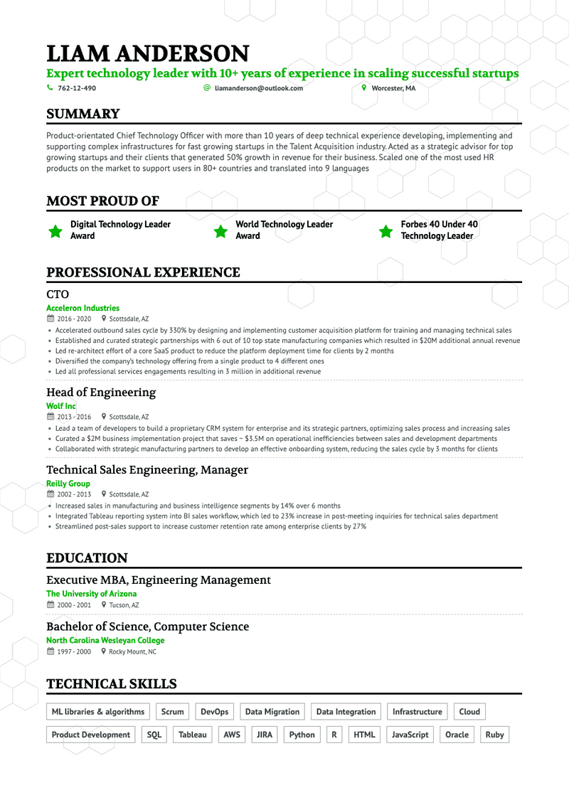 14-doodle-black-green-free-resume-template-801