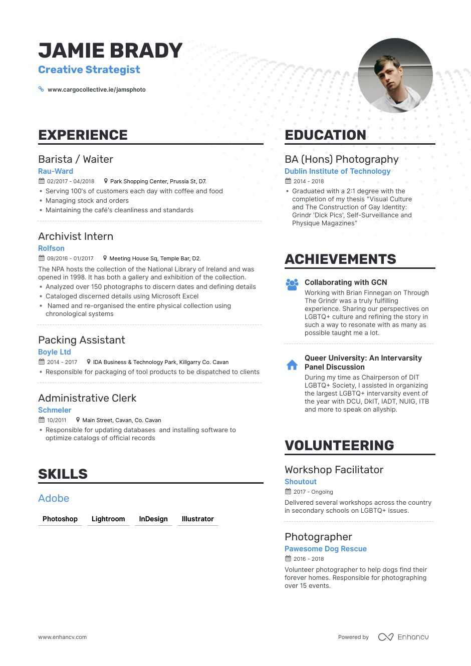 the best 2020 fresher resume formats and samples