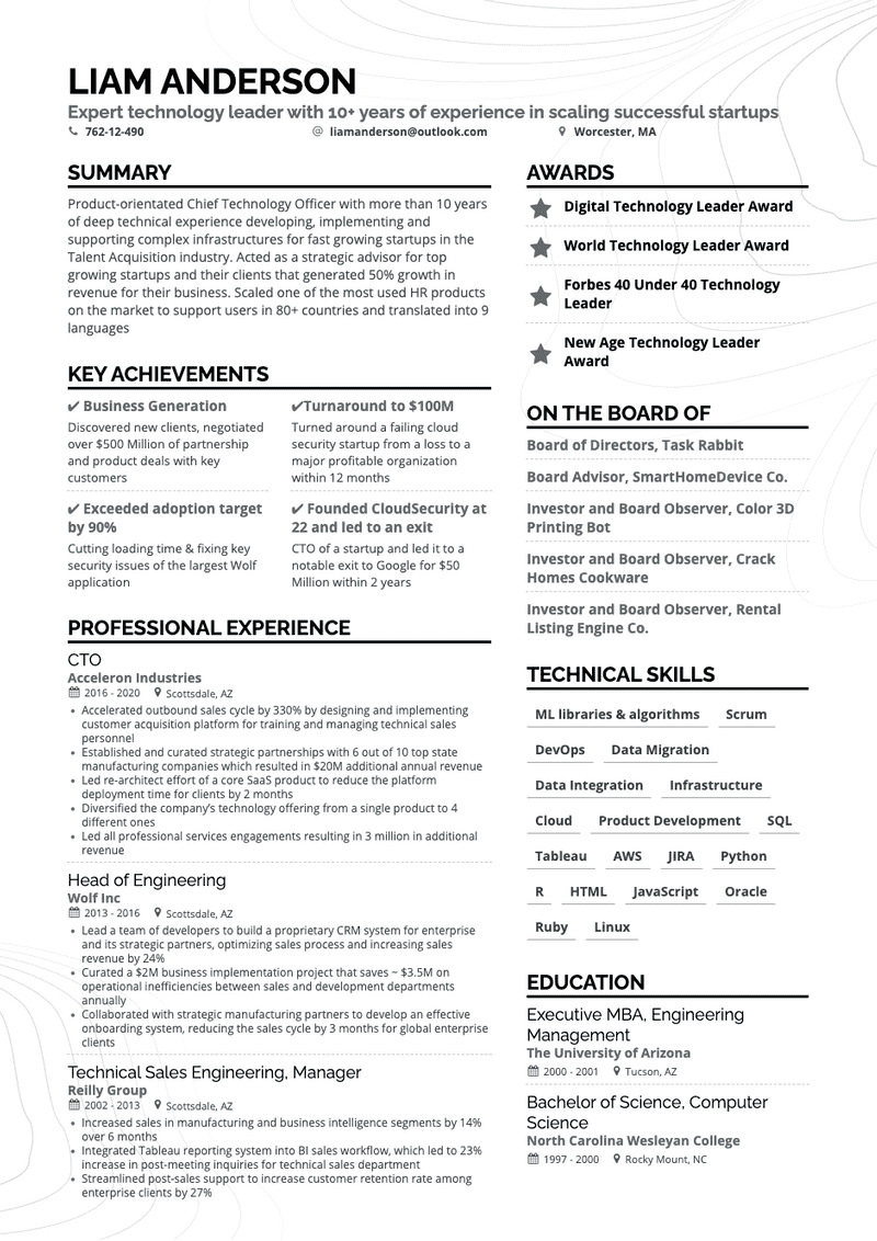16-doodle-black-gray-free-resume-template-1063
