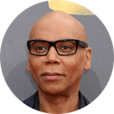RuPaul Supermodel and TV Host photo